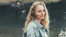 Lernerporträt Tatiana aus Russland