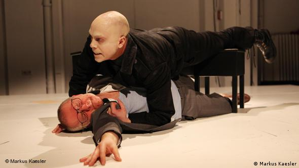 Theaterstück Die Demjanjuk Prozesse Flash-Galerie