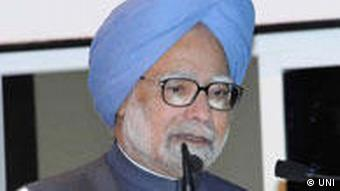 Manmohan Singh's government has been hit by a series of scandals in the past year