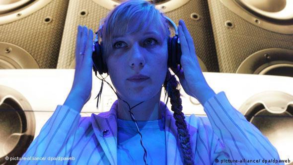 Flash-Galerie MP3 Symbolbild