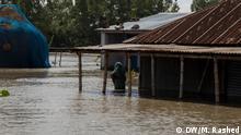 Bangladesch I Flut in Bogra Sariakandi
