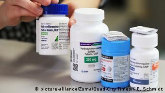 USA Davenport | Coronavirus | Medikament Hydroxychloroquin