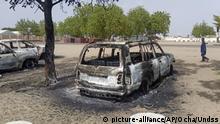 Nigeria Monguna Angriff islamischer Extremisten
