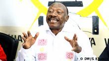 Tansania Dar es Salaam | Partei CUF |Ibrahim Lipumba