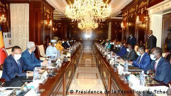 «WhatsApp et le VPN ne sont pas créés pour s'insulter, pour cultiver la déchirure du tissu national ou pour critiquer des ethnies»,a dit le président Idriss Déby.