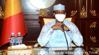 Le président Idriss Deby est au pouvoir depuis 30 ans (Présidence de la République du Tchad)