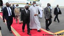 Krise in Mali | ECOWAS | Nana Akufo-Addo und Boubou Cissé