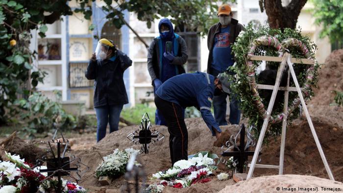 Bolivien I Auswirkungen der Corona-Pandemie (Imago Images/J. Torrejon)