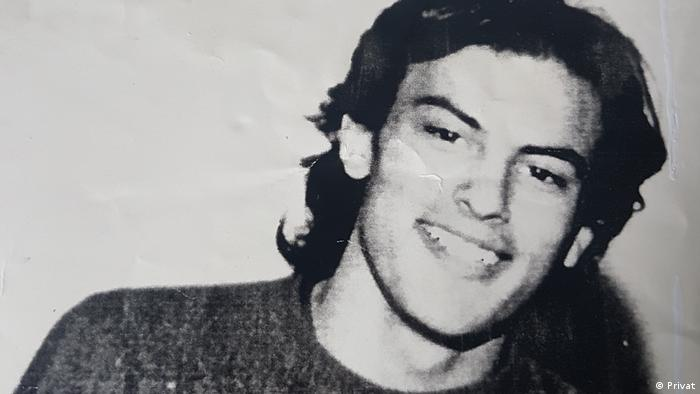 Omar Marocchi, a victim of Argentina's military dictatorship