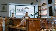 *** Bitte nur in Zusammenhang mit der Berichterstattung verwenden *** Ladenlokal The Herbalist in der Kölner Südstadt.