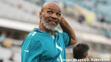 USA Jacksonville | Ehemaliger Boxweltmeister | Mike Tyson (Imago Images/D. Rosenblum)