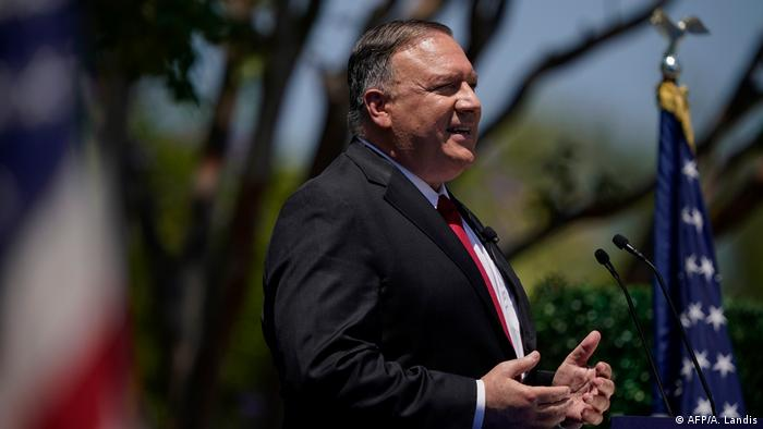 USA Mike Pompeo (AFP/A. Landis)