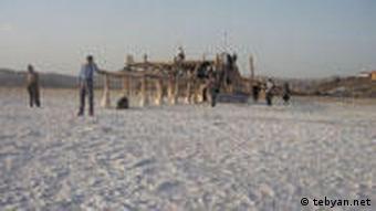 اعتراض مردم اذربایجان به فاجعه زیستمحیطی با دستگیری و ضربوشتم همراه بود