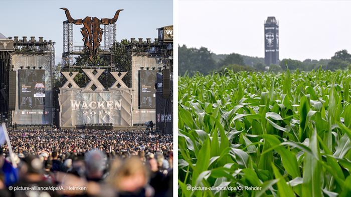 Festivals vor und nach der Corona-Pandemie | Wacken