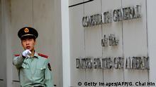China Chengdu   US Konsulat