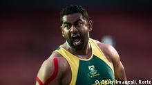 Brasilien Sao Paulo | Paralympischer Athlet Tyrone Pillay