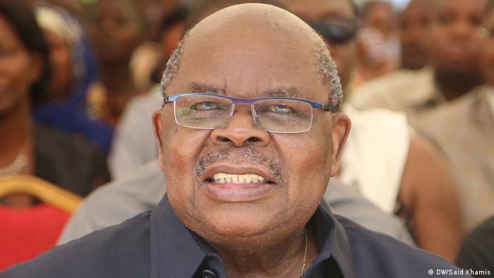 Tansania Ex-Präsident Benjamin Mkapa gestorben