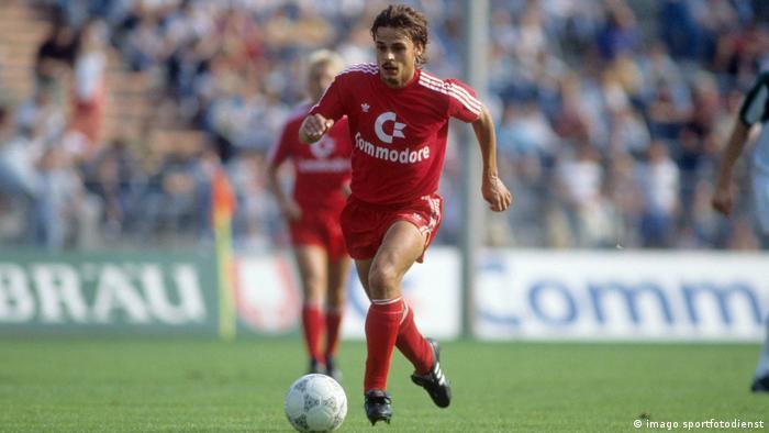 Bayern Munich's Olaf Thon (imago sportfotodienst)