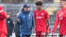 Fußball 3. Liga | Trainer Sebastian Hoeneß
