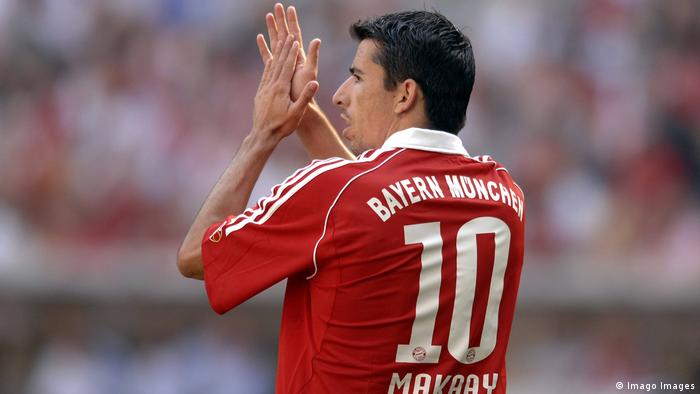 Bayern Munich's Roy Makaay (Imago Images)