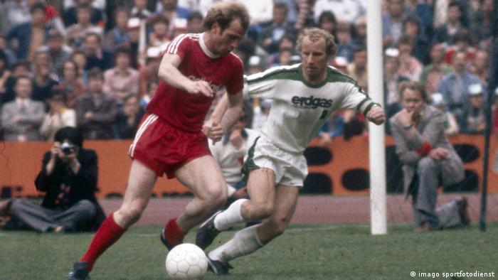 Bayern Munich's Uli Hoeness (imago sportfotodienst)