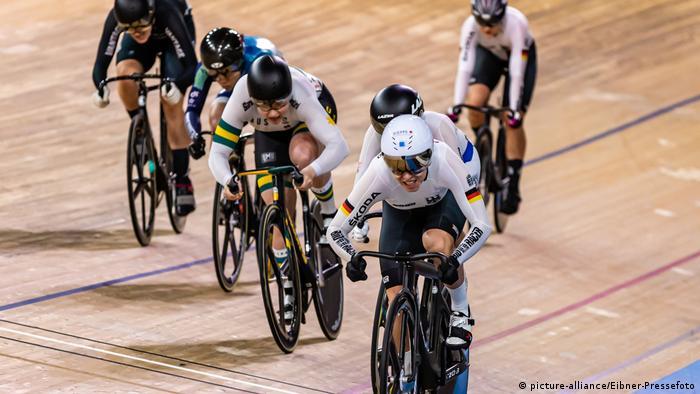 Bahnrad-WM 2020 | Emma Hinze