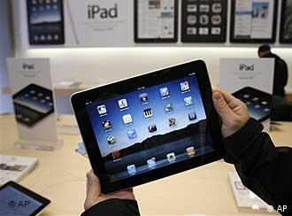 The iPad from Apple