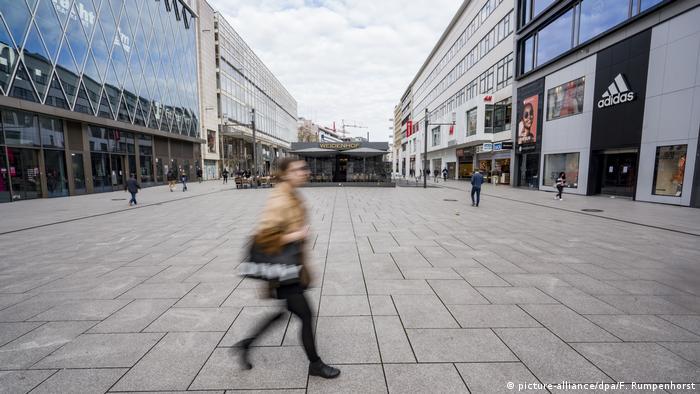 Frankfurt am Main | Harte Zeiten für die Innenstädte