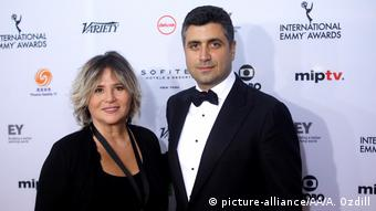 Kerem Catay and Ece Yorenc