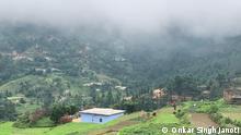 Indien Dorf in Uttarakhands Stadtteil Champawat