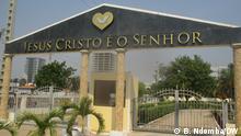 Angola Luanda |Kirche Igreja Universal do Reino de Deus