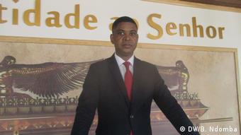 Angola Luanda |Bischof Alberto Miapia Segunda