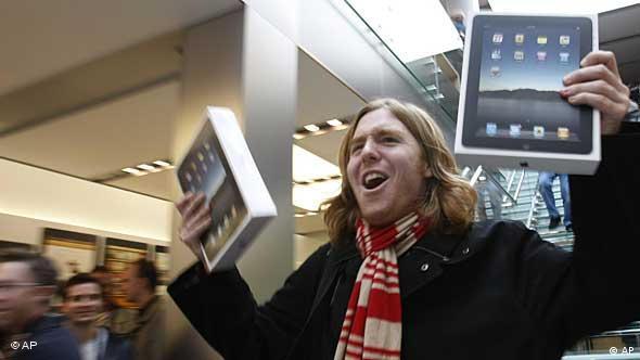 iPad / Apple / Verkaufsstart