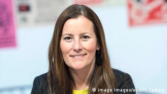 NSU 2.0 Drohmails an Linken-Politikerin Janine Wissler Hessen