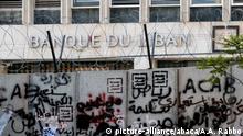 Libanon Beirut Wirtschaftskrise