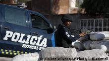 Mexiko Kartell Santa Rosa de Lima
