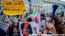 Polen Warschau | Frauenrechte & Protest gegen Rückzug von Istanbul-Konvention