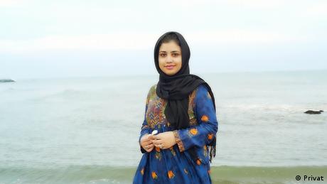 DW Urdu Blogerin Sana Batool