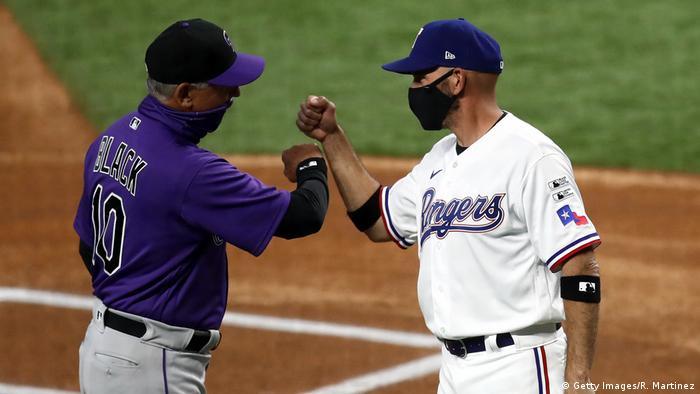 USA Corona-Pandemie | Baseball (Getty Images/R. Martinez)