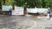Türkei Widerstand gegen Waldrodung im Ida-Gebirge