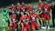 Persepolis Teheran, iranischer Fußballmeister 2020 Rechte/Copyright: tasnimnews.com