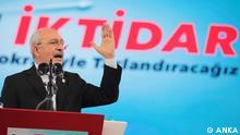 Türkei Ankara | CHP-Parteitag | Kemal Kılıçdaroğlu, Vorsitzender