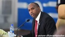Somalia Hassan Ali Khaire