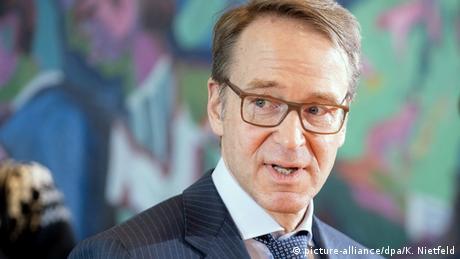 Jens Weidmann I Präsident der Bundesbank