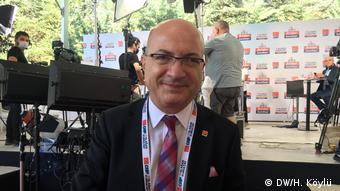 CHP Parti Meclisi Üyesi İlhan Cihaner