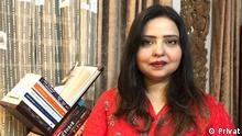 DW Urdu Bloggerin Ismat Jabeen