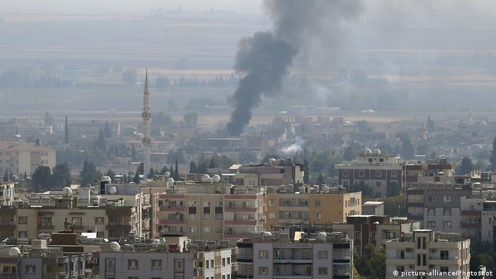 Syrien Symbolbild Ras al-Ain