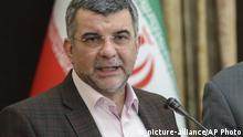 Iran Iraj Harirchi