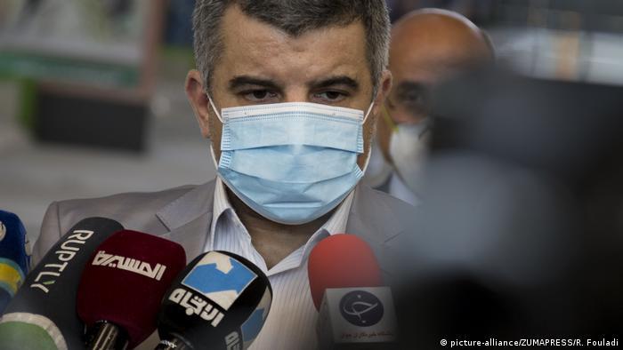 Iran Iraj Harirchi (picture-alliance/ZUMAPRESS/R. Fouladi)