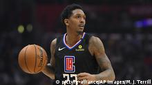 USA Los Angeles | Los Angeles Clippers | Lou Williams (picture-alliance/AP Images/M. J. Terrill)